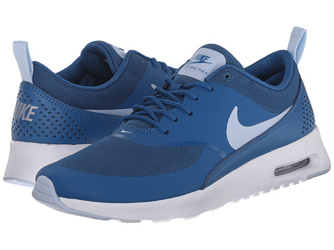Nike - Air Max Thea (Brigade Blue/White/Porpoise) Women's Shoes