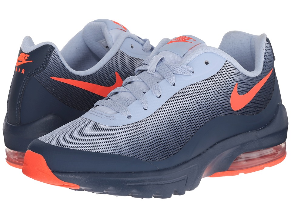 Nike - Air Max Invigor Print (Squadron Blue/Porpoise/Hot Lava) Women