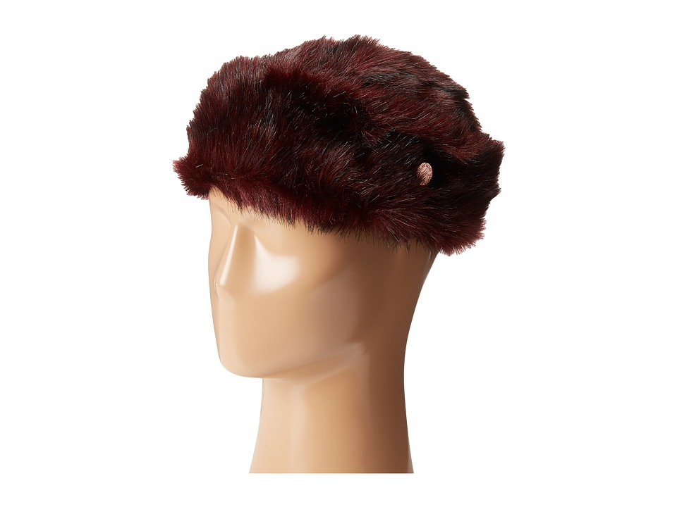 Ted Baker - Karah (Oxblood) Cold Weather Hats