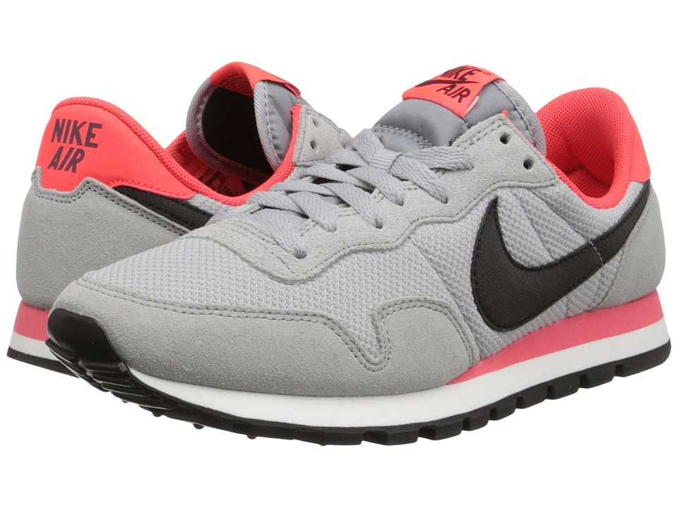 Nike - Air Pegasus '83 (Wolf Grey/Bright Crimson/Deep Garnet/Black) Women's Shoes