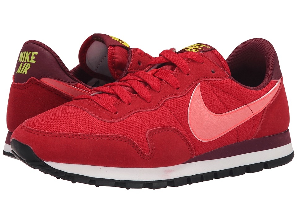 Nike - Air Pegasus '83 (Gym Red/Deep Garnet/Cyber/Bright Crimson) Women's Shoes