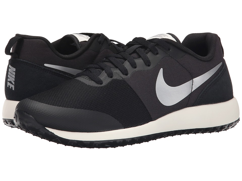 Nike - Elite Shinsen (Black/Sail/Metallic Silver) Women's Classic Shoes