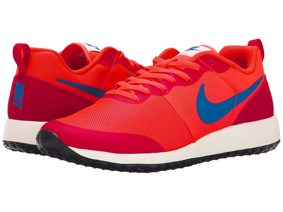 Nike - Elite Shinsen (Bright Crimson/University Red/Sail/Brigade Blue) Women's Classic Shoes