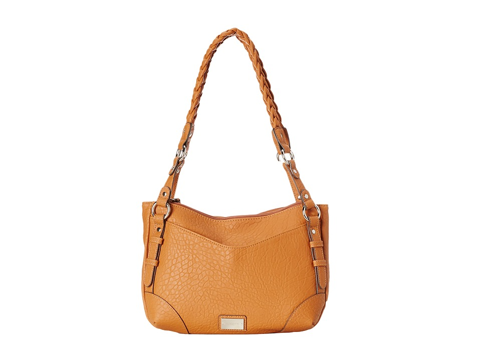 Rosetti - Addison Satchel (Maple) Satchel Handbags