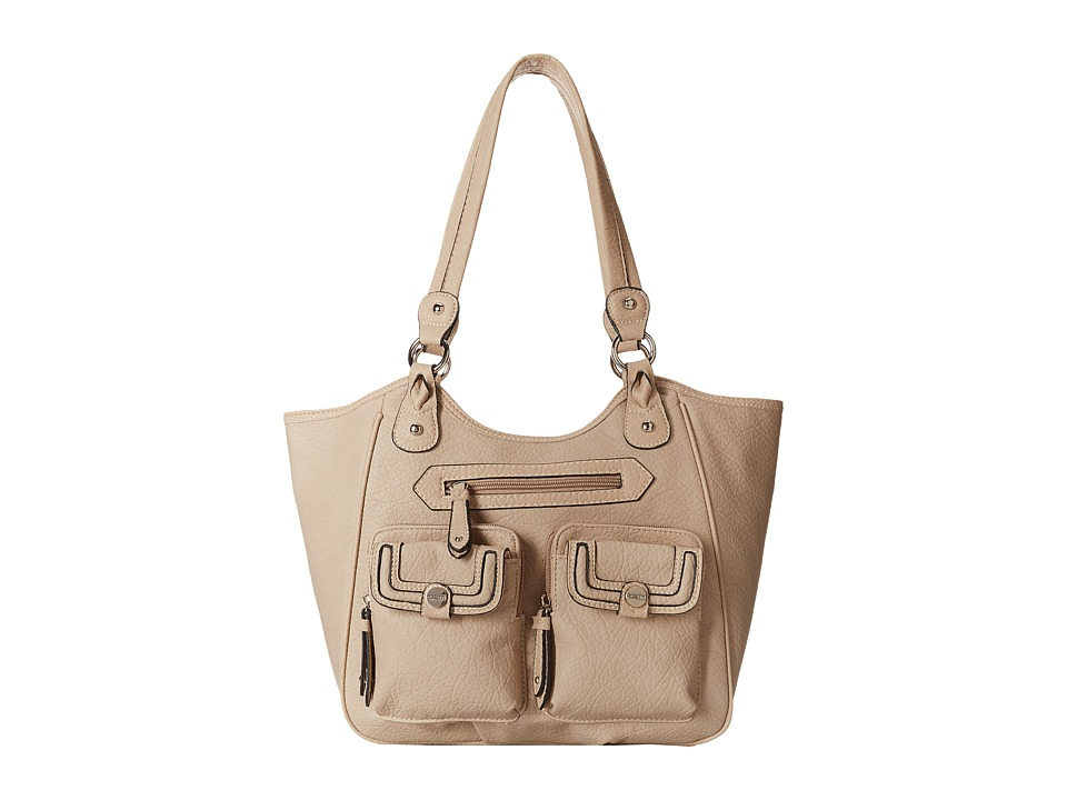 Rosetti - Paige Four Poster (Cremini) Top-handle Handbags