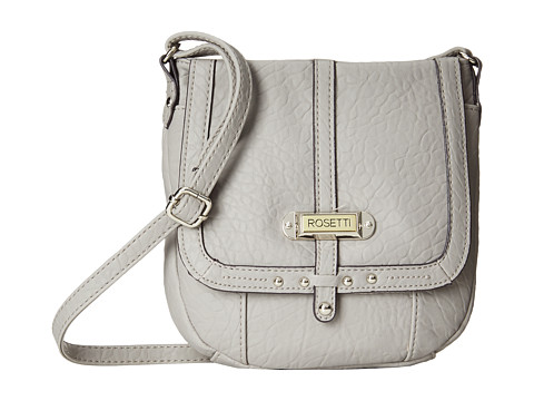 Rosetti - Kylie Cash Carry Mini Crossbody (Husky Grey) Cross Body Handbags