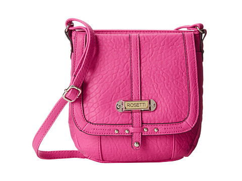 Rosetti - Kylie Cash Carry Mini Crossbody (Pop Pink) Cross Body Handbags