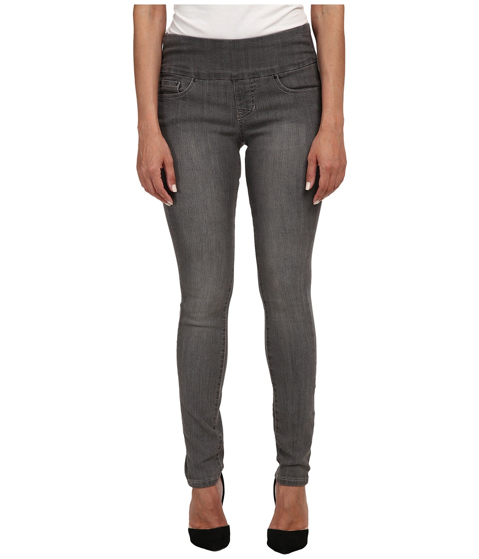 Jag Jeans Petite - Petite Nora Pull On Skinny in Fog Wash (Fog Wash) Women's Jeans