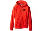 YA76 Franchise Brushed-Fleece Full-Zip Hoodie