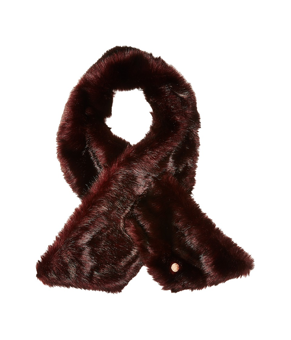 Ted Baker - Tesha (Oxblood) Scarves