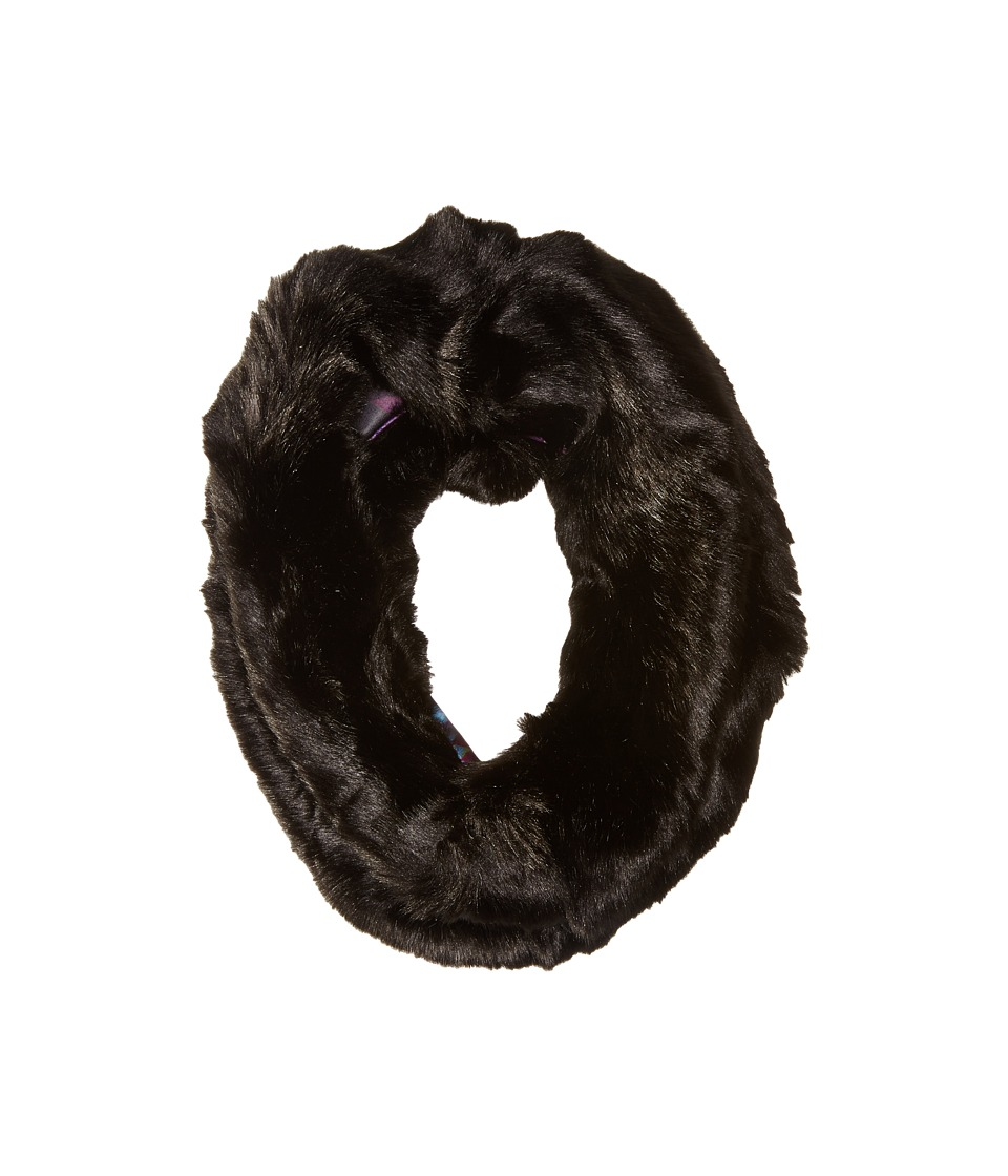 Ted Baker - Shayla Faux Fur Snood (Black) Scarves