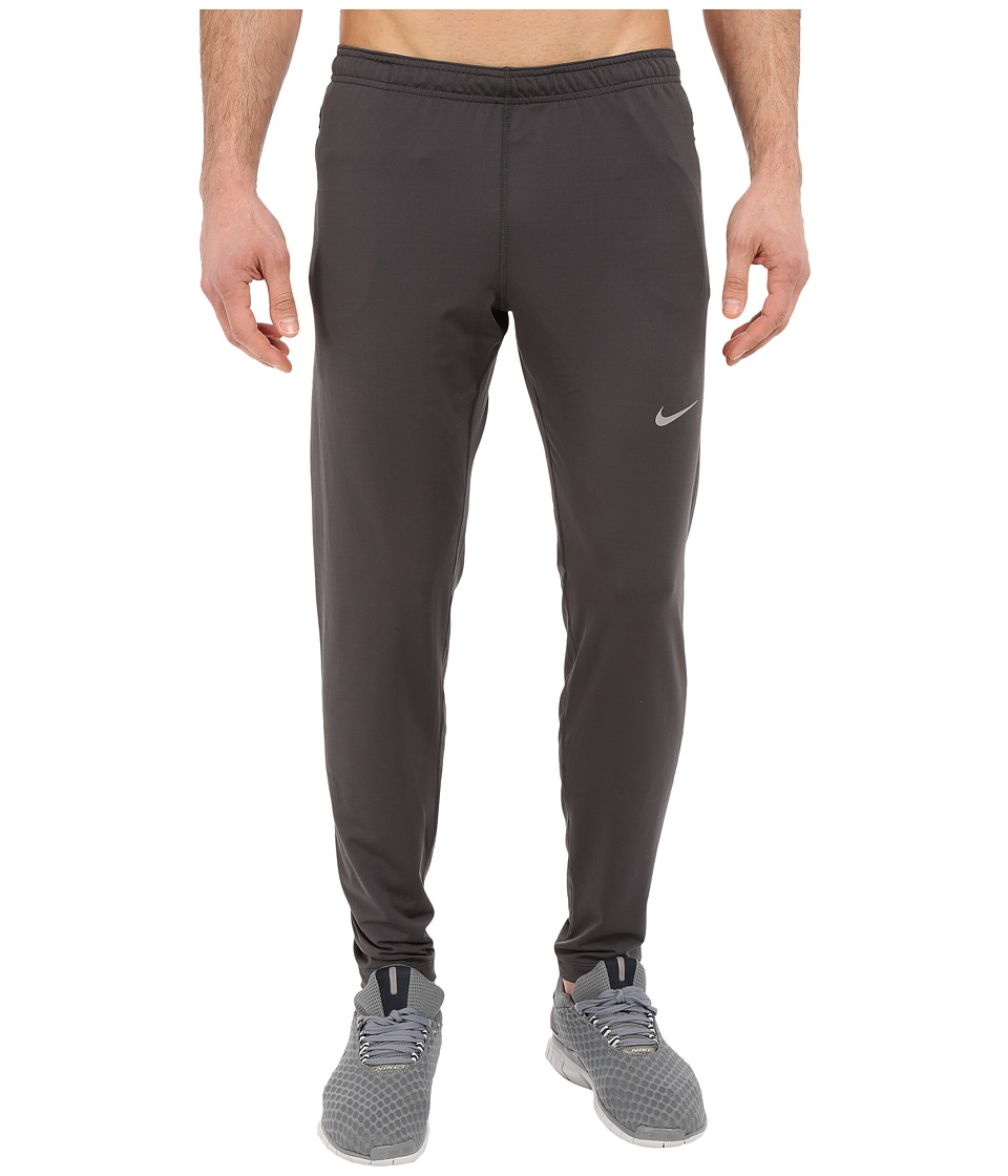 Nike - OTC65 Track Running Pant (Anthracite/Reflective Silver) Men's Workout