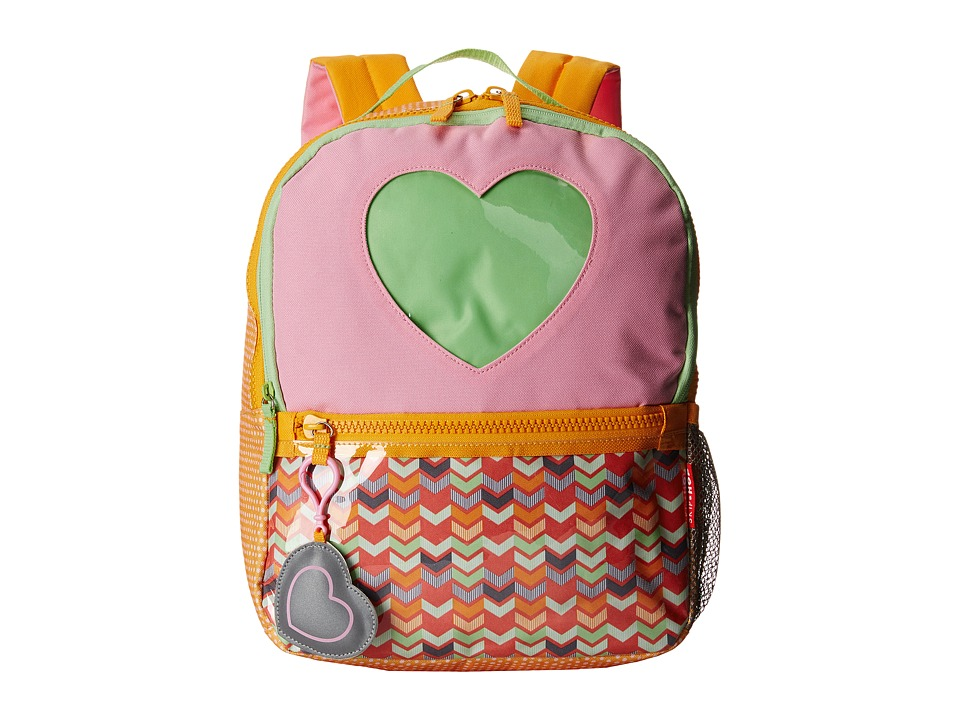 Skip Hop - FORGET ME NOT Backpack Lunch Bag - Heart (Multi) Bags