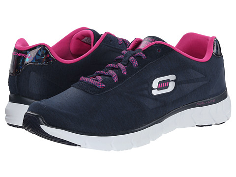 SKECHERS - Soleus - The Truth (Navy) Women's Shoes