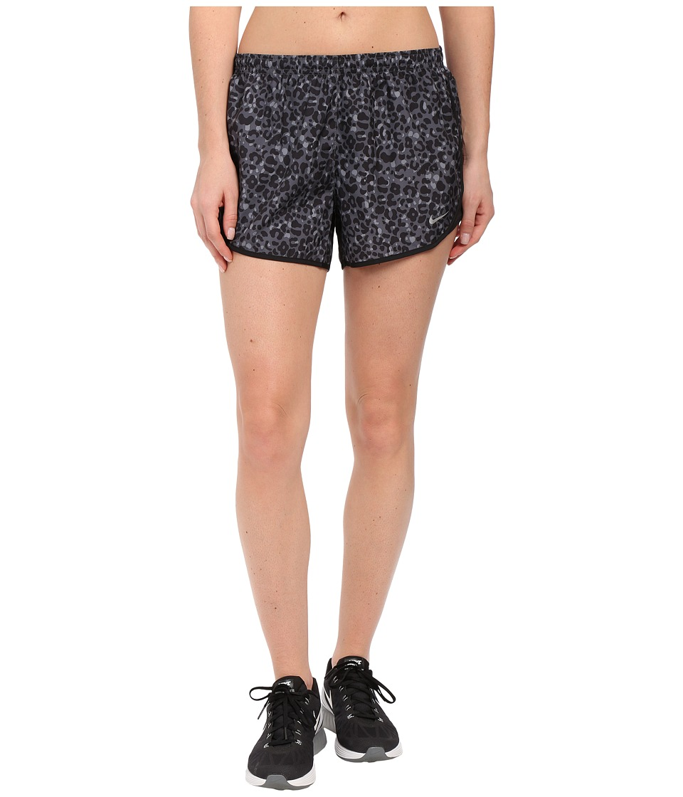 Nike - Lotus Modern Tempo (Black/Anthracite/Black/Reflective Silver) Women's Shorts
