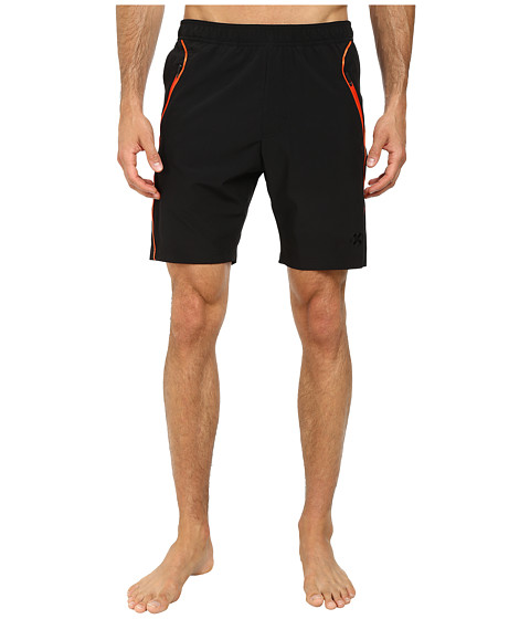 2(X)IST - Trainer Tech Shorts (Black) Men's Shorts