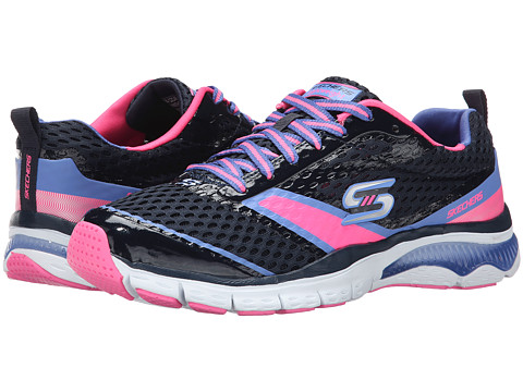 SKECHERS - Infusion (Navy Pink) Women