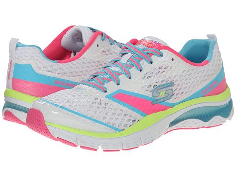 SKECHERS - Infusion (White Pink) Women
