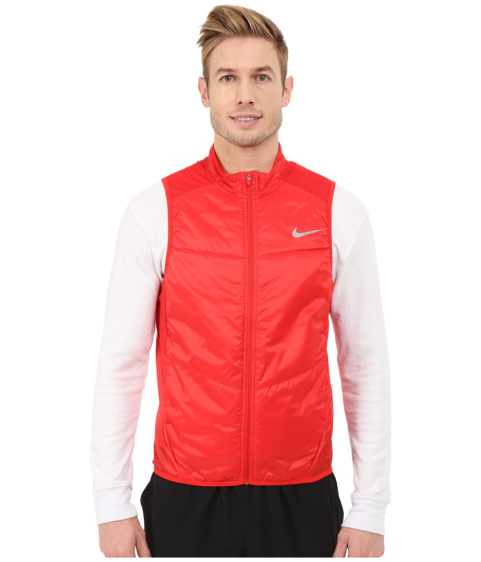 Nike - Polyfill Vest (University Red/Reflective Silver) Men's Vest