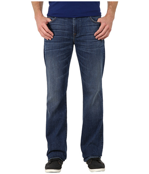 7 For All Mankind - A Pocket Brett in Shoreline (Shoreline) Men's Jeans
