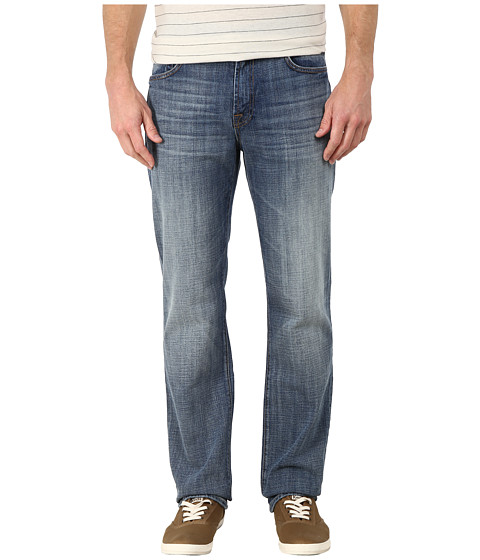 7 For All Mankind - Standard w/ Clean Pocket in Fastlane (Fastlane) Men