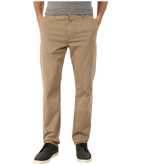 7 For All Mankind - The Chino in Khaki (Khaki) Men