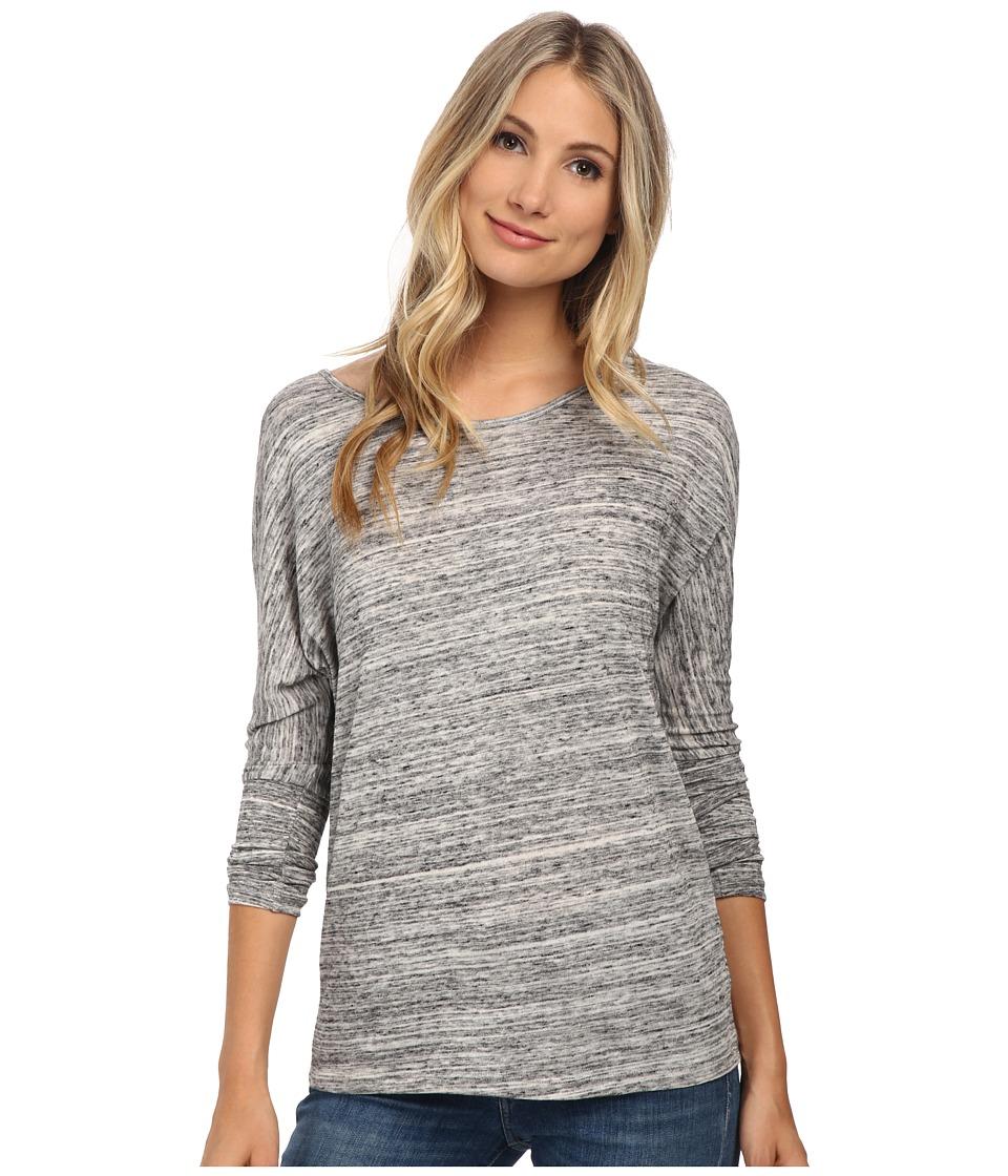 Alternative - Eco Space Dye Jersey Escapist Tunic (Urban Grey) Women