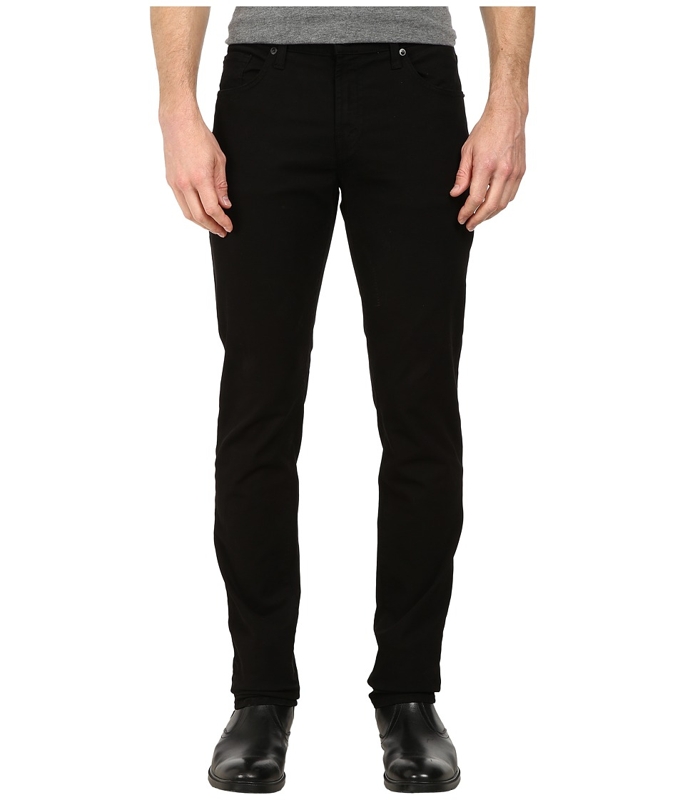 J Brand - Tyler Perfect Slim in Black (Black) Men's Jeans