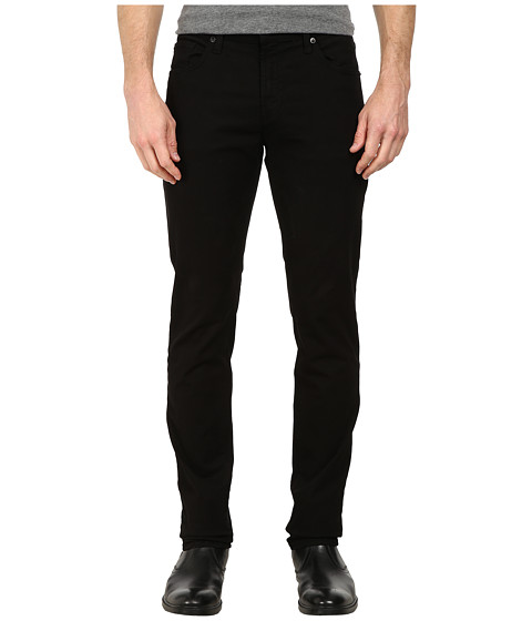 J Brand - Tyler Perfect Slim in Black (Black) Men