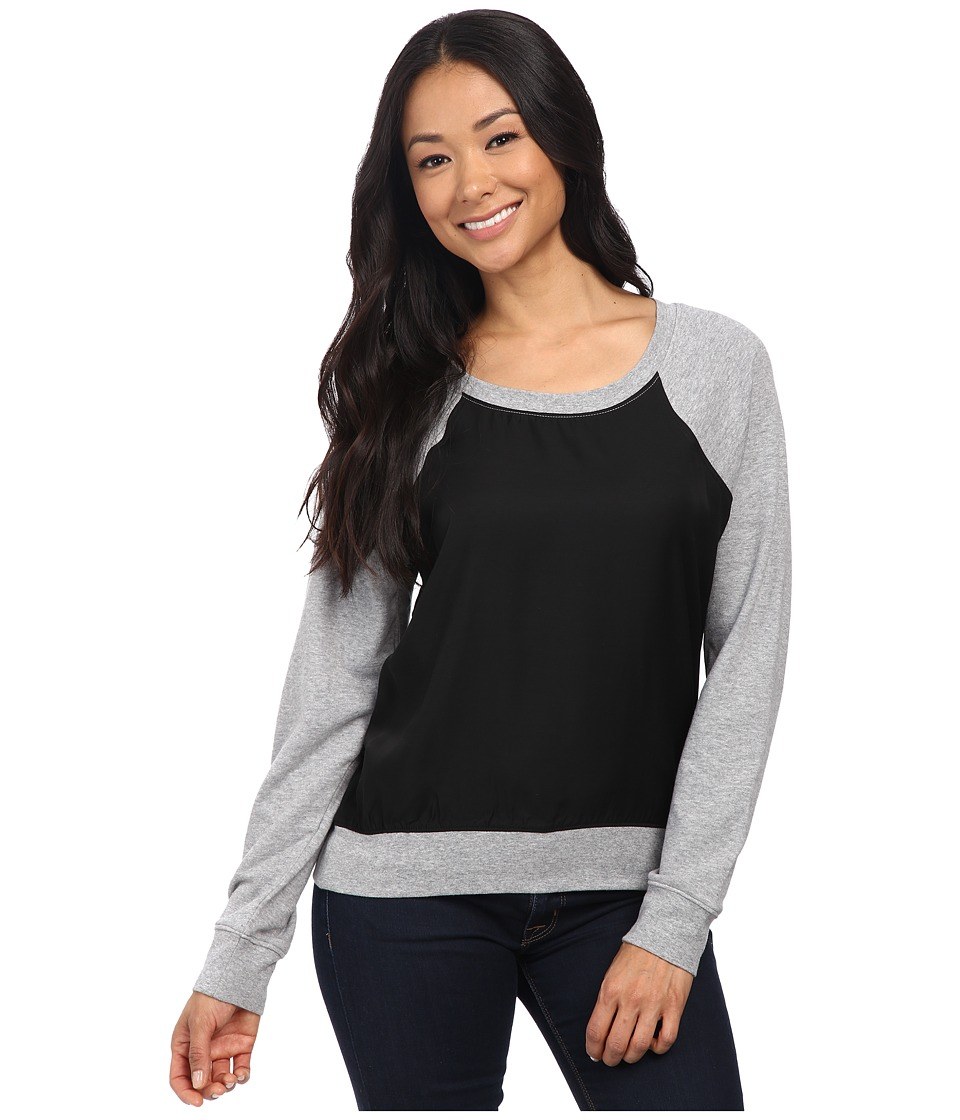 Alternative - Caravan Crew Neck (Black) Women's Clothing