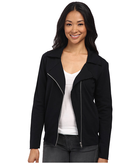 Alternative - Eco Micro Fleece Odyseey Jacket (Black) Women's Coat