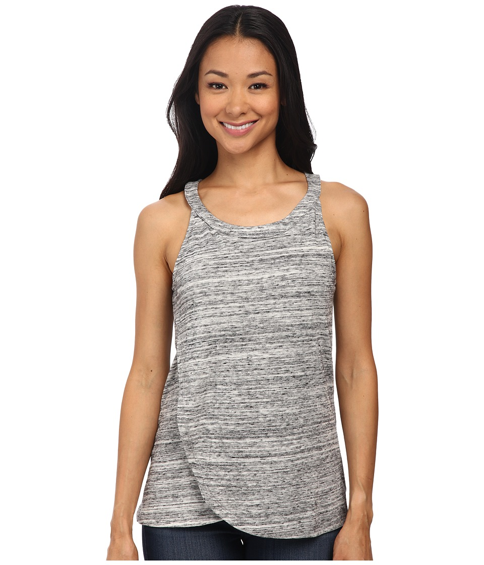 Alternative - Eco Space Dye Jersey Traipse Tank Top (Urban Grey) Women's Sleeveless
