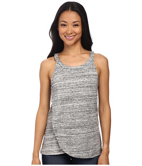 Alternative - Eco Space Dye Jersey Traipse Tank Top (Urban Grey) Women's Sleeveless