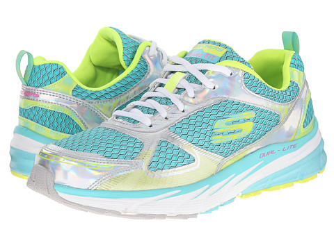 SKECHERS - Optimus - Recharge (Aqua) Women's Shoes