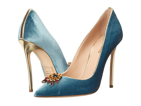 DSQUARED2 - Pump (Turquoise) High Heels