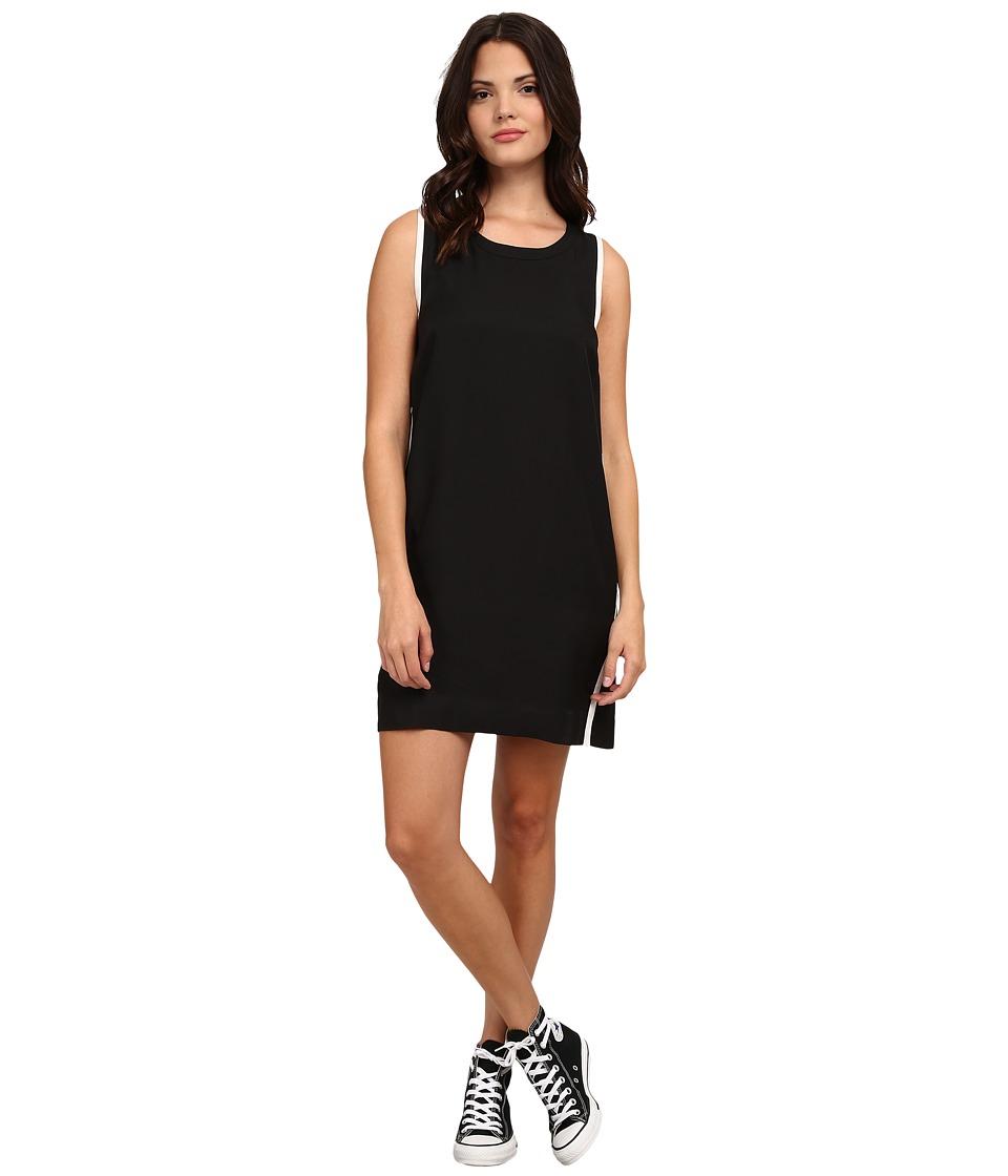 Alternative - Cupro Blend Jetset Dress (Black) Women's Dress