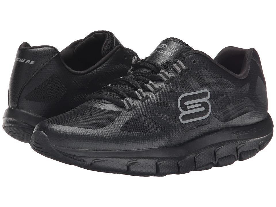 SKECHERS - Liv - Bottom Line (Shape Ups) (Black) Women's Shoes