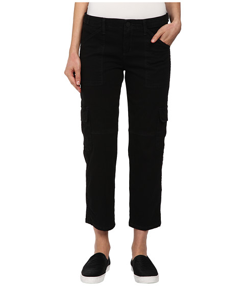 Sanctuary - Fall Nature Crop Pants (Black) Women