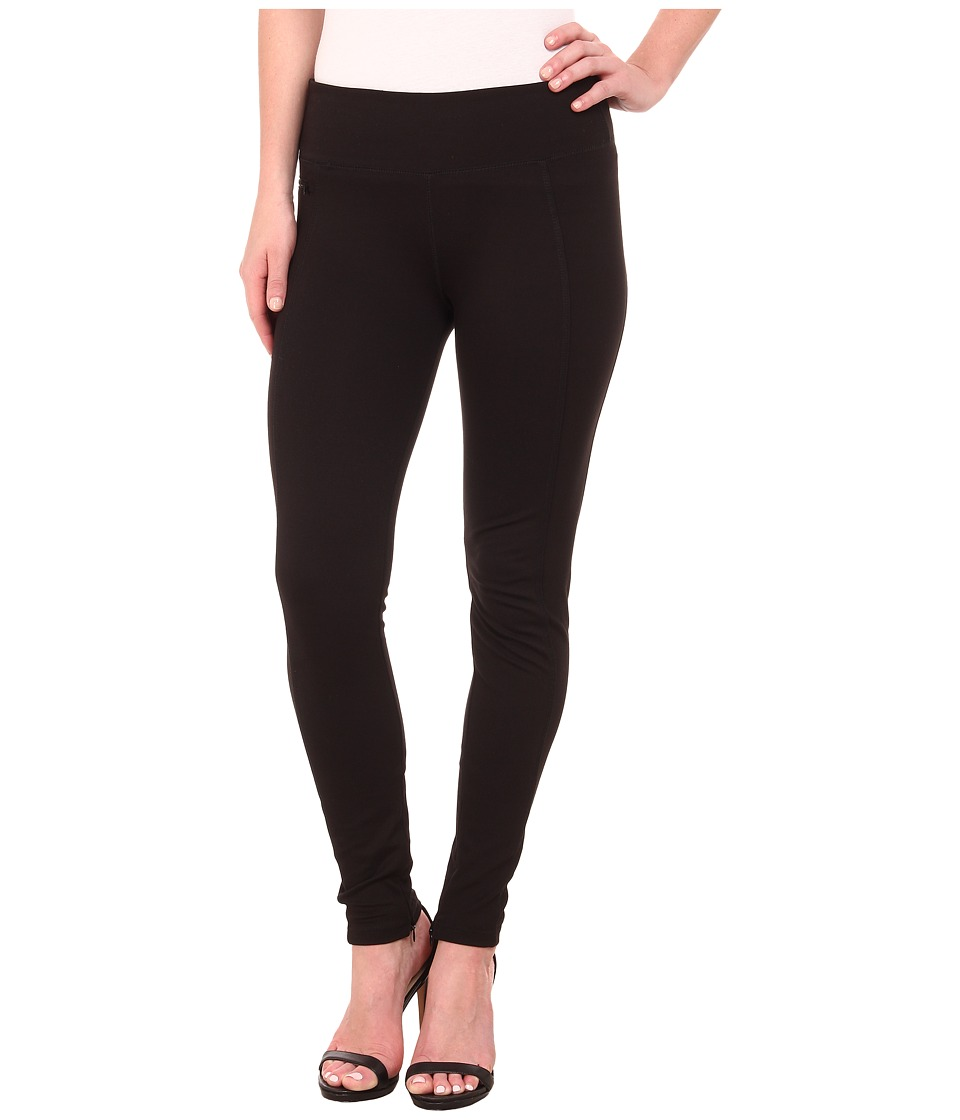 Sanctuary - Racer Leggings (Black) Women's Casual Pants