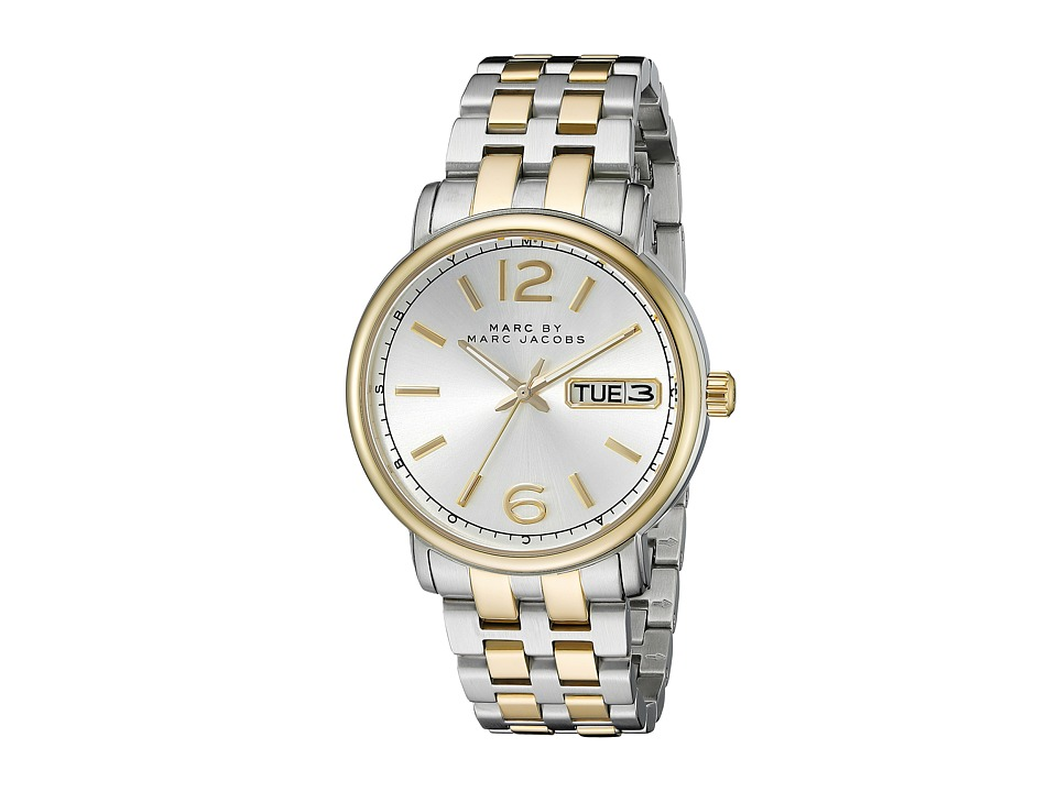 Marc by Marc Jacobs - MBM3426 - Fergus (Two-Tone) Watches