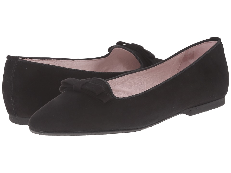Patricia Green - Penelope (Black) Women's Slippers