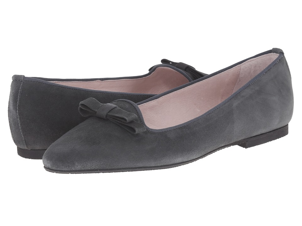 Patricia Green - Penelope (Charcoal) Women's Slippers