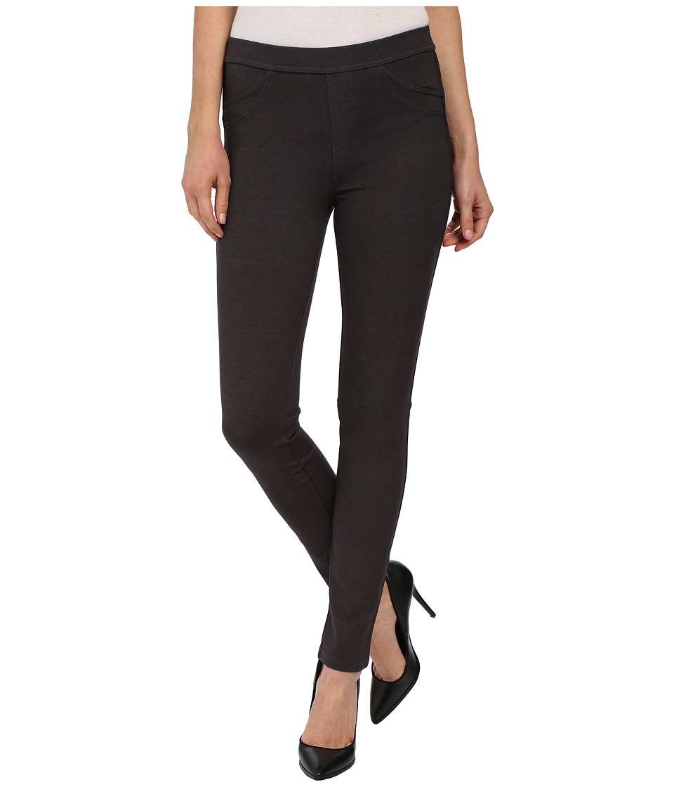 Sanctuary - Original Grease Ponte Legging (Heathered Charcoal) Women's Casual Pants