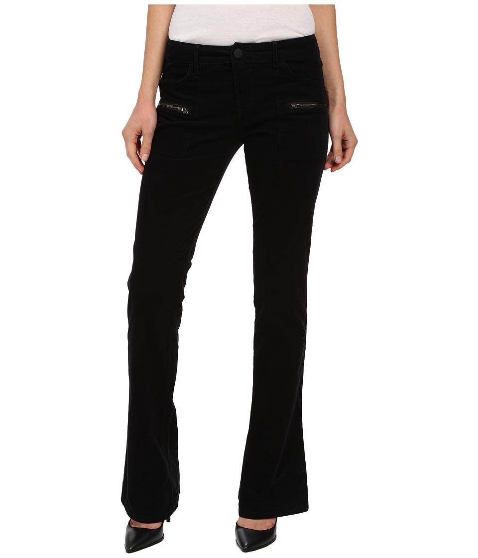 Sanctuary - Ace Boot Pants (Black) Women's Casual Pants