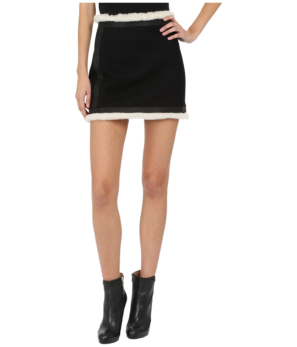 DSQUARED2 - Big Chill Mini Skirt (Black) Women's Skirt