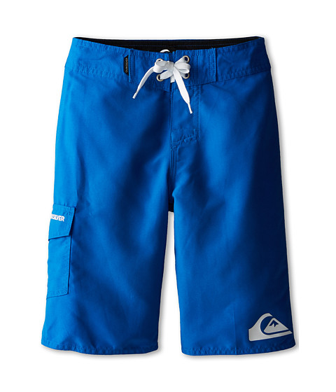 Quiksilver Kids - Everyday Trunk (Big Kids) (Victoria Blue) Boy