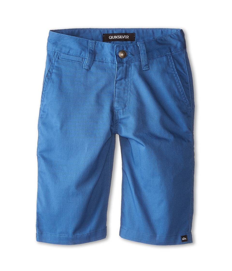Quiksilver Kids - Everyday Union Stretch Shorts (Big Kids) (Federal Blue) Boy's Shorts