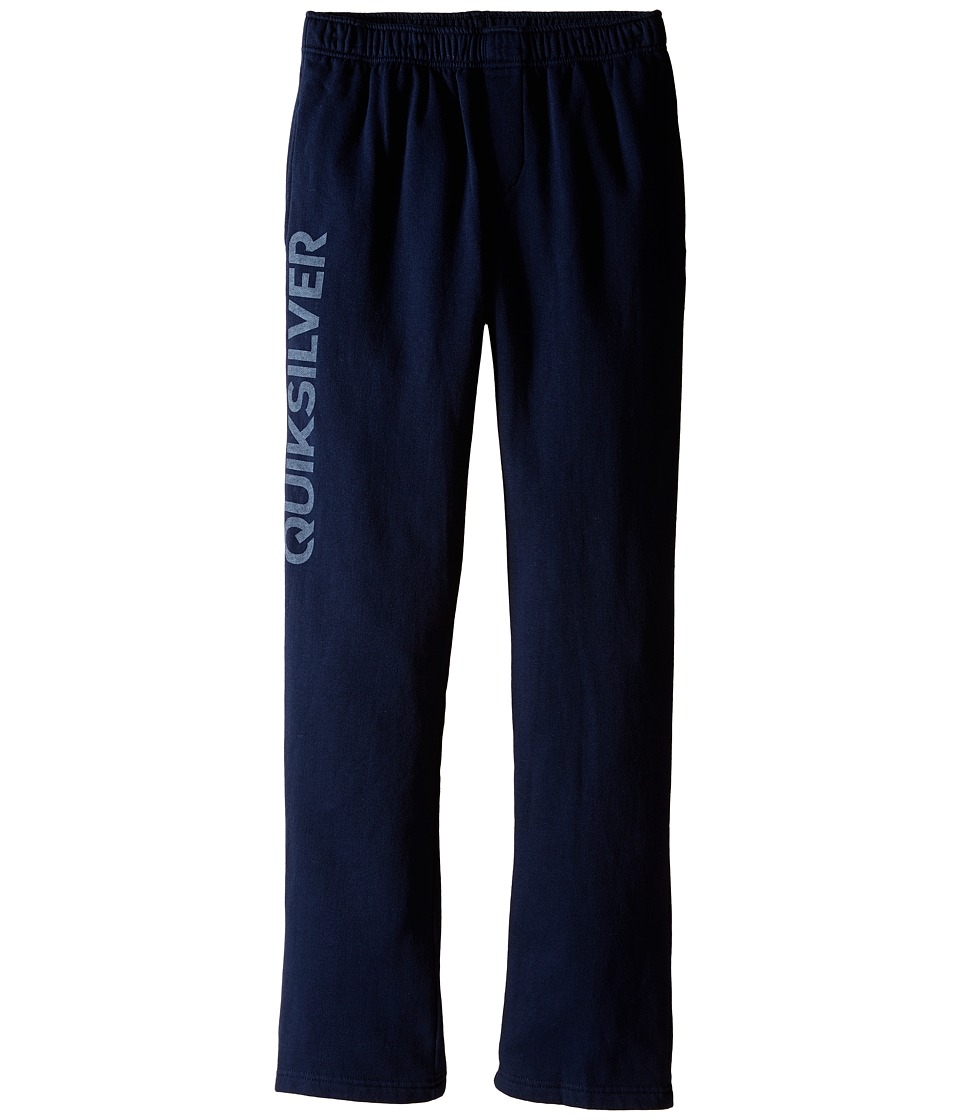 Quiksilver Kids - Everyday Track Pants (Big Kids) (Navy Blazer) Boy's Casual Pants