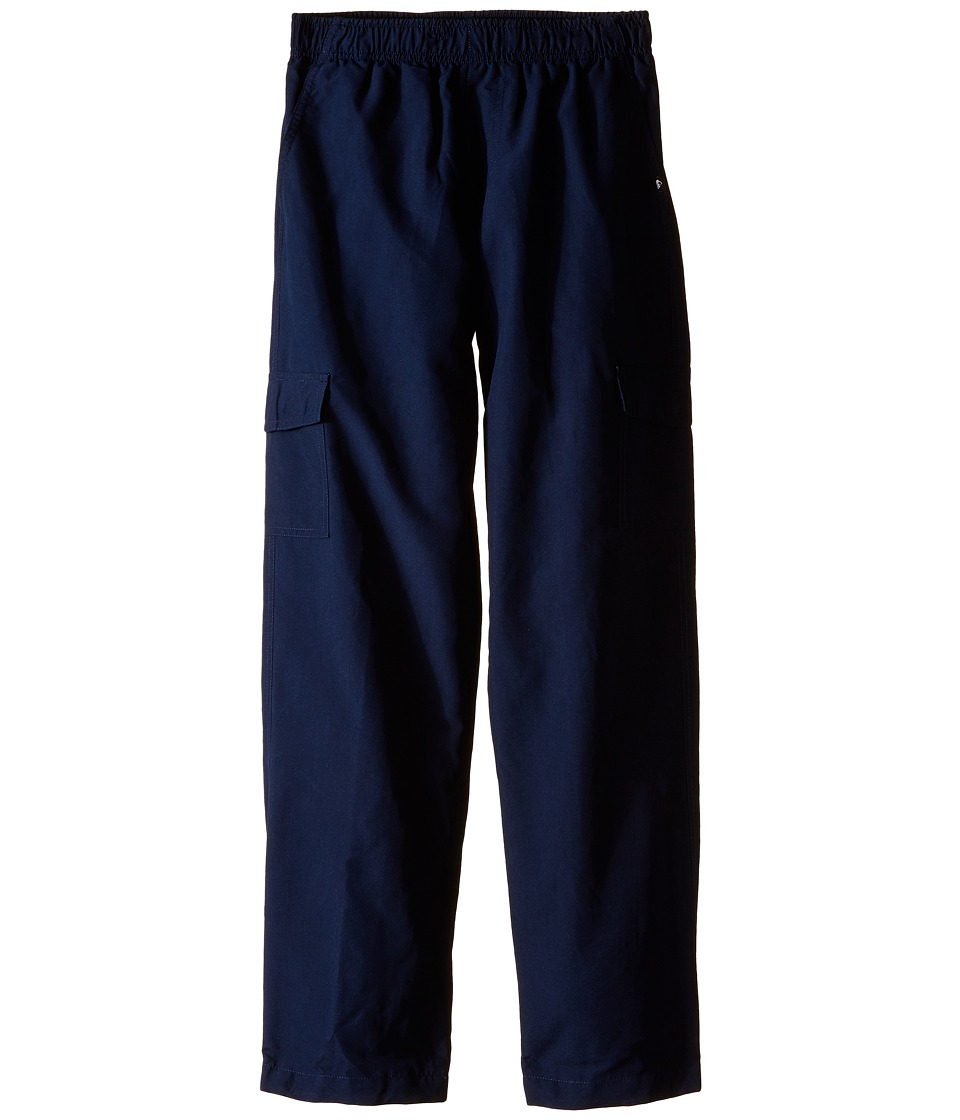 Quiksilver Kids - Motionless Pants (Big Kids) (Navy Blazer) Boy's Casual Pants
