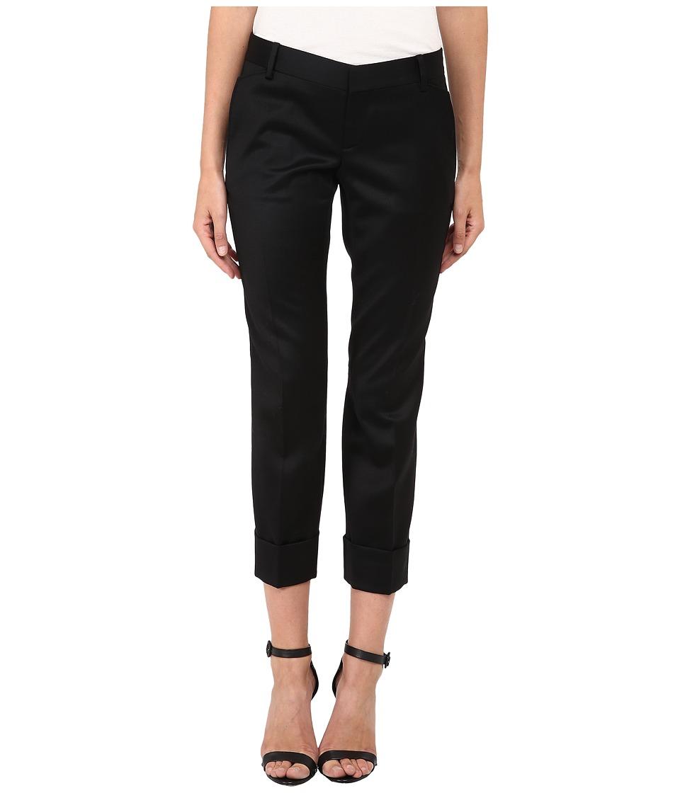 DSQUARED2 - Gaenor Billy Pants (Black) Women's Casual Pants